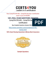 How to pass SY0-401 exam in first attempt?
