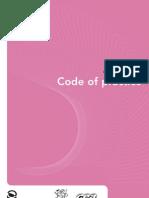 Code of practice April 2008