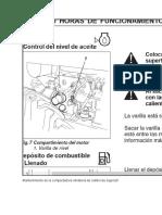 Mantenimiento de La Compactadora Vibratoria de Rodillo Liso Ingersoll