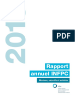 INFPC - Rapport Annuel 2015