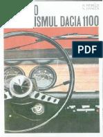 Dacia 1100 Manual Cartea Scanata