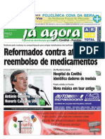 Já Agora, o jornal gratuito da Covilhã e Fundão, nº 75