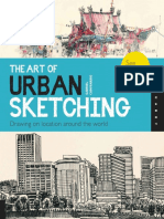 The Art of Urban Sketching Drawing on Location Around the World