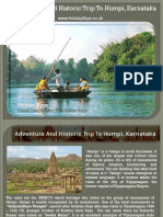 Adventure And Historic Trip To Humpi, Karnataka - HolidayKeys.co.uk
