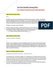 isca learning policy extracts - crit  6