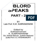 260076487 Jyotish K P Sub Lord Speaks Part 2 Copy Copy