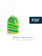 Workplace Safety Analytics