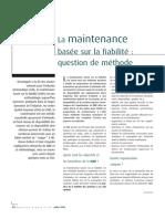 215 - MBF - Maintenance