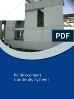 Reinforcement Continuity Systems