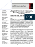 Evaluation of Imidacloprid and Entomopathogenic Fungi, Beauveria Bassiana Against the Red Palm Weevil Rhynchophorus Ferrugineus (Coleoptera- Curculionidae)