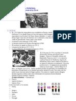 Primera Guerra Mundial Daniel y Montse