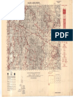 Mapa Geologico de Terrabona
