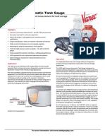 Varec - 2520 Automatic Tank Gauge Technical Document