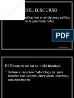 0291La Teoría Del Discurso y La Postmodernidad