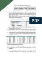 Ejercicios Estimación de Parámetros