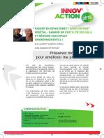 Fiche témoignage Innov'Action 2015_Domaine de Rousset