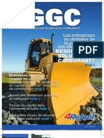 4Refuel's Journal Of Total Fuel Management - Vol 9 No. 2 - Construction Special (French)