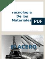 Acero - materiales y tecnología de fabricacion