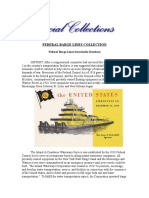 Federal Barge Lines Collection
