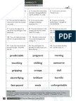 Adjectives to Describe Films