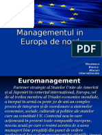 Managementul in Europa de Nord