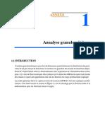 Analyse Granulo