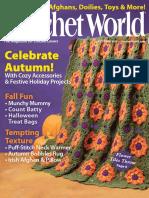 Crochet World October 2011