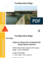 Nisava River Bridge