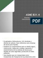 Asme B31.4