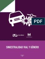 Siniestralidad Vial y Genero