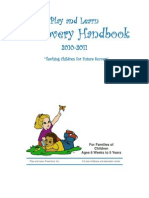 Handbook 2010-2011 - 2nd Version