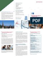 Esslingen Hochschule Broschure