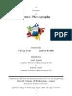 Synopsis Femto Photography