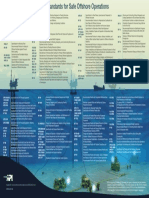 API Standards for Safe Offshore Operations Brochure