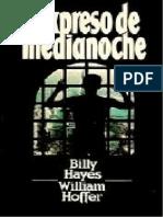 Expreso de Medianoche Hayes Billy Hoffer William