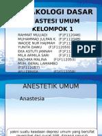anastesi umum