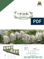 Mirabilis Floor Plan Brochure