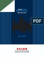 Balon Full Valve Catalog