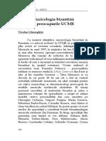 UCMR, Preocupari Pentru Muzicologia Romaneasca