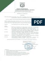 Instruksi Kadisdik Nomor 61 Tahun 2015