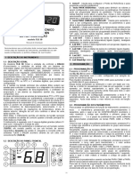 Modelo TLB 30 Manual de Instalação