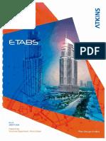 ETABS Manual by Atkins