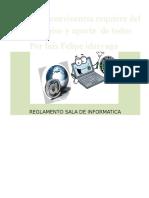 Luis Fe Idarraga Reglamento