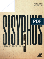 Sisyphus – Journal of Education | Vol 3, Issue 3