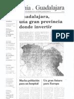 Periódico Economía de Guadalajara #00 Marzo 2007