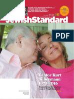 Jewish Standard, April 1, 2016