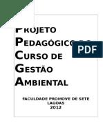 PPC Tecnologia Em Gestao Ambiental