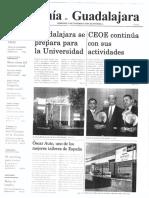 Periódico Economía de Guadalajara #06 Octubre 2007