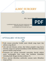 Opthalmic Surgery[1]