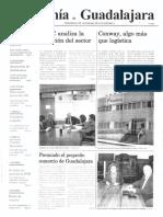 Periódico Economía de Guadalajara #11 Marzo 2008